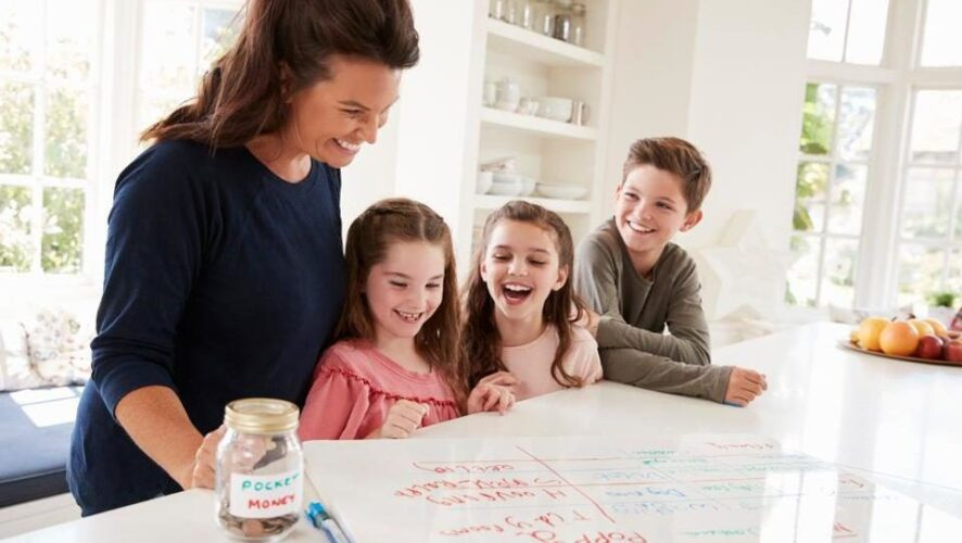 This Mother's day learn 5 financial lessons taught by mothers!